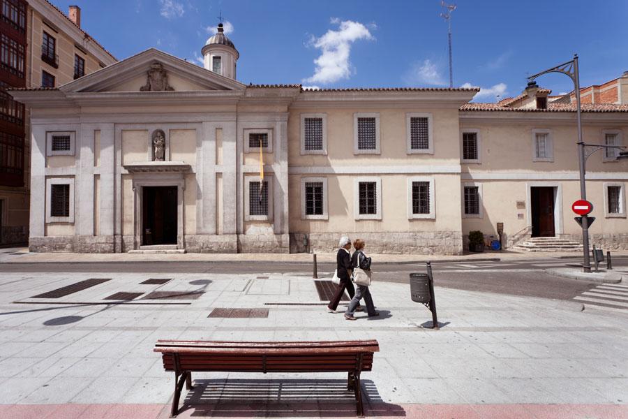 No hay imagen disponible de Monasterio de San Joaquín y Santa Ana
