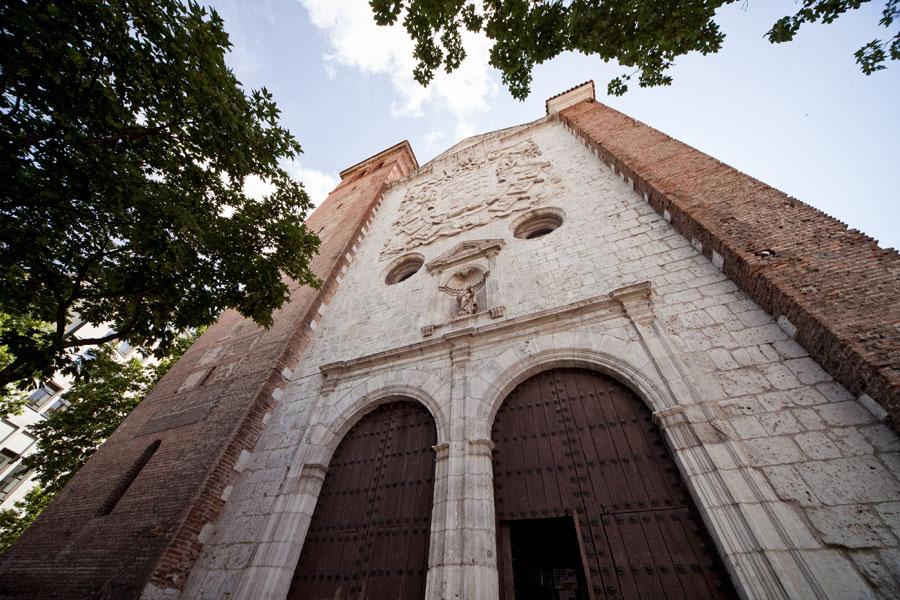 No hay imagen disponible de Iglesia de Santa María de la Magdalena