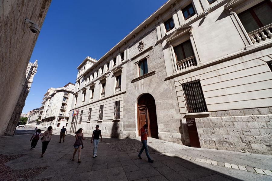No hay imagen disponible de Palacio del Marqués de Villena