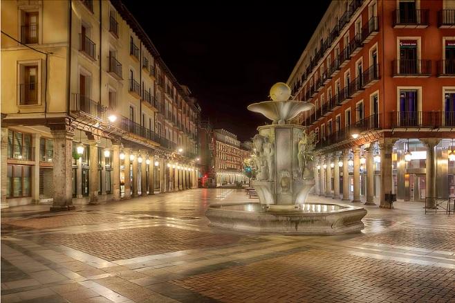 No hay imagen disponible de Golden Fountain Square