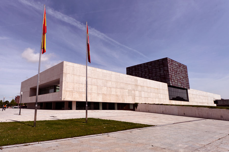 No hay imagen disponible de Castilla y Leon Parliament Square