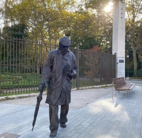 No hay imagen disponible de Homenaje a Miguel Delibes